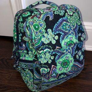 Vera Bradley Rhapsody in Blue Backpack
